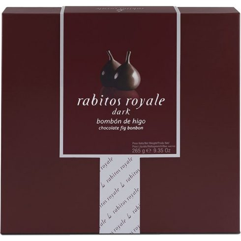 La Higuera Rabitos Royale Dark (15 darab) 265g