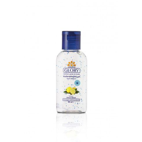 Glory Kézfertőtlenítő gél citrom illattal 50 ml