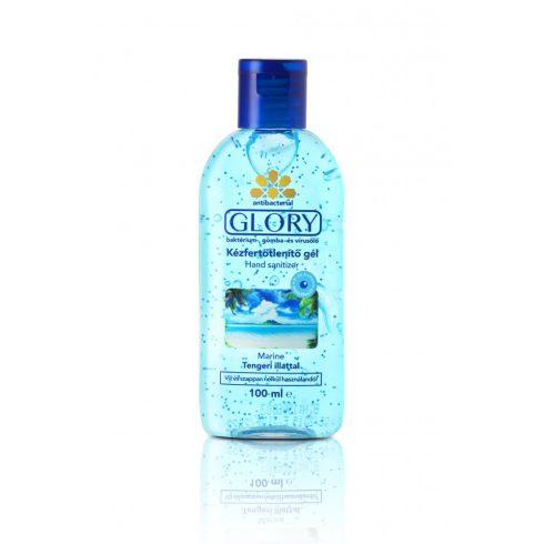 Glory Kézfertőtlenítő gél tengeri illattal 100 ml