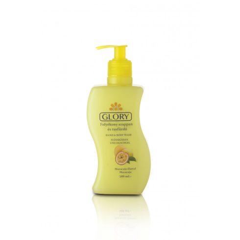 Glory folyékony szappan és tusfürdő Maracuja illattal 500 ml
