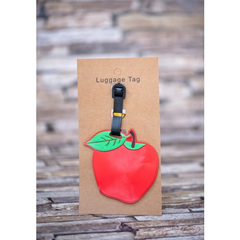 Poggyász- és bőröndjelölő - alma