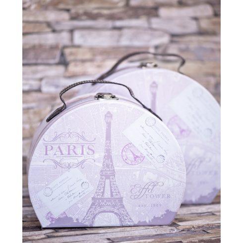 Díszdoboz utazós - Párizs