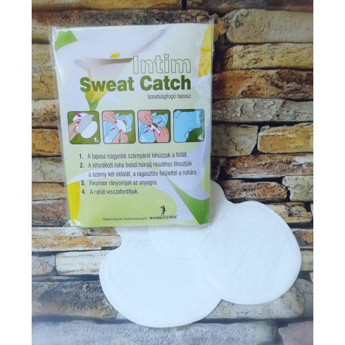 Intim Sweat Catch Izzadtságfogó tapasz - 3 csomag (Ajándék 30ml kézfertőtlenítő géllel)