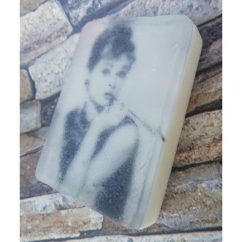 Képes szappan - Audrey Hepburn