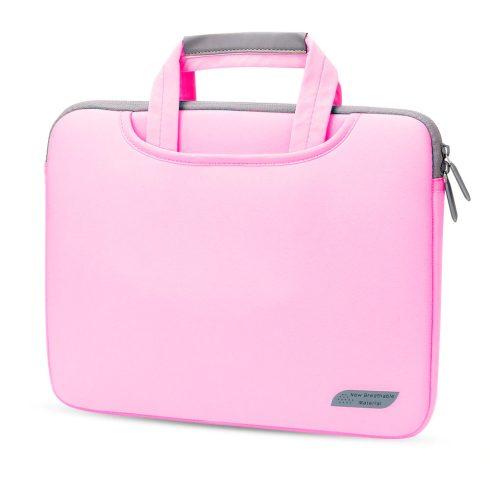 Laptop táska - rózsaszín