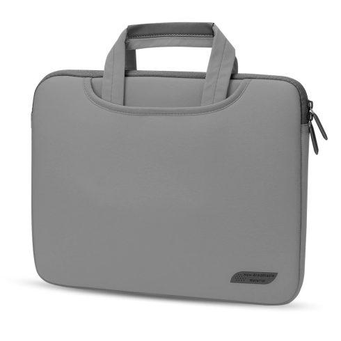 Laptop táska - szürke